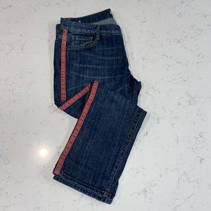CAbi Johnny Cropped TuxedoJeans